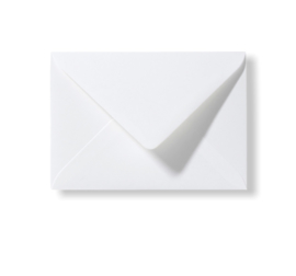 Envelop A6    wit    per stuk
