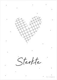 Postkaart ||Sterkte