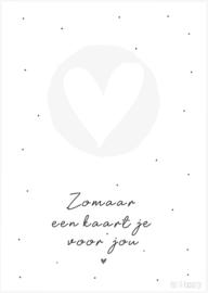 Postkaart ||Zomaar een kaartje voor jou