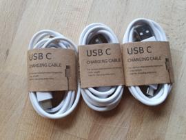 USB-C oplaadkabel