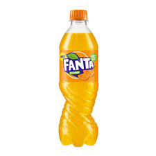 Fanta Orange bottle 0.5L