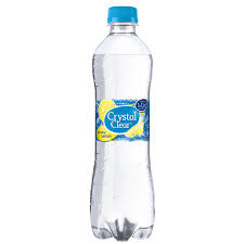 Crystal Clear bottle 0.5L