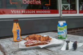 Croissant ham & kaas