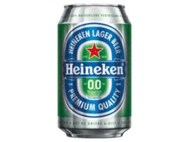 Heineken 0.0% blik 33cl