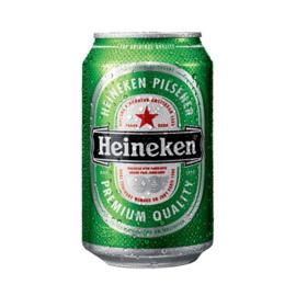 Heineken blik 33cl