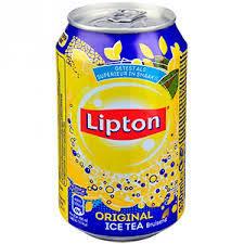 Ice Tea Lemon blik 33cl