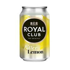 Bitter Lemon blik 33cl