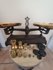 Antieke Weegschaal