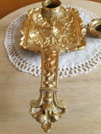 Special antieke bronzen blaker