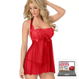 """Sexy Lingerie Babydoll """"Plus Size"""""""
