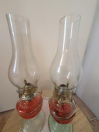Mooi set olielampen (2 stuks)
