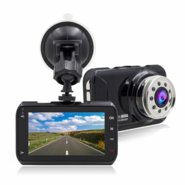 "3.0 ""LCD Novatek Auto DVR Dashboard camera"