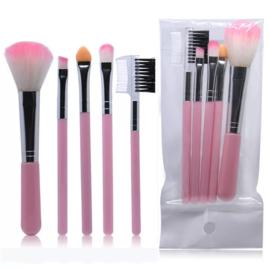 5 stuks Professionele Make-Up Kwasten