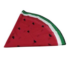 Rond strandkleed/yoga maat/strand Chiffon/tafel kleed watermeloen patroon 150cm