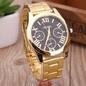 Goudkleurig Geneva Horloge