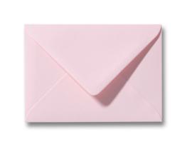 Roze envelop