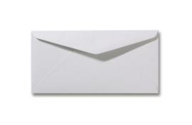 Licht grijze envelop