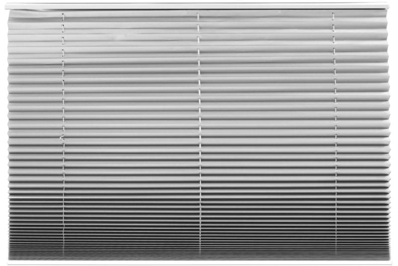 Nieuw Plisse Rolgordijn - Vouwgordijn - 70 x 220 cm - wit EE2420   Home AM-13