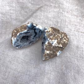 Agaat geode *7