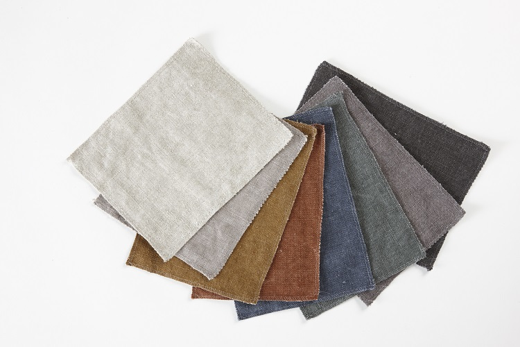 Stone Washed Linen