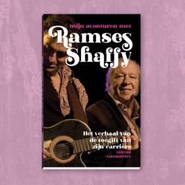 Boek: Mijn avonturen met Ramses Shaffy