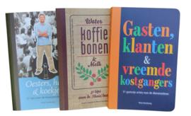 Pakket Horecateam! 25 boeken voor €199,00