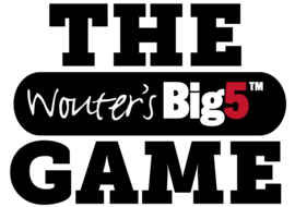 Wouter's Big5 THE GAME! (spel)