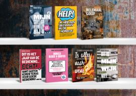20 Boeken van Wouter naar Keuze