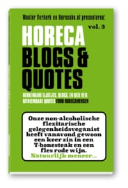 Horeca Blogs & Quotes vol. 3