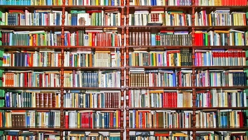 Alle 14 boeken voor 110