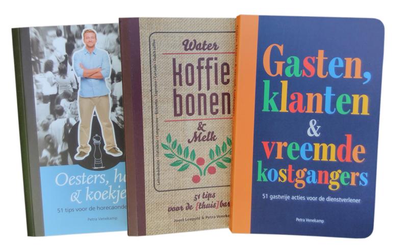 Combideal: de drie boeken van Petra Venekamp