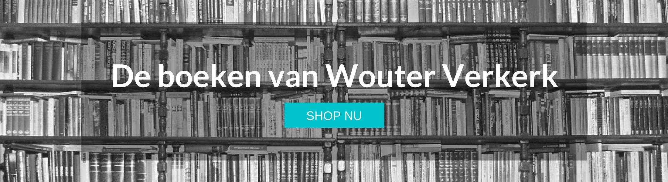 De Boeken van Wouter Verkerk