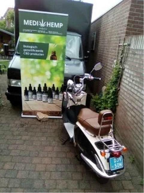 Gratis bezorging CBD natuurproducten in Roermond