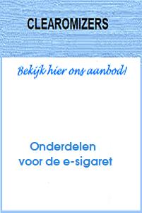 clearomizers; onderdelen te koop voor e-sigaretten