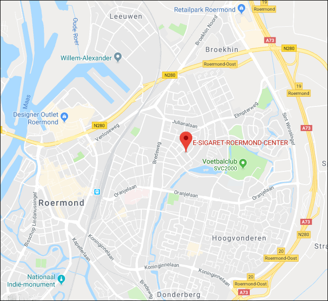 google maps beatrixlaan
