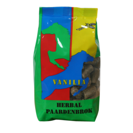 Vanilia paardensnoepjes kruiden