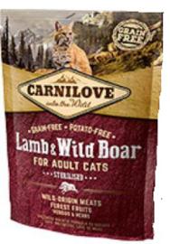 Carnilove kat Lamb & Wild Boar