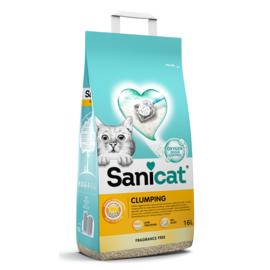 Sanicat Clumping 16L