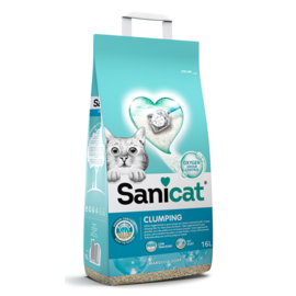Sanicat clumping Marseille soap 16L