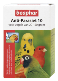 Anti-Parasiet 10 (Beaphar)