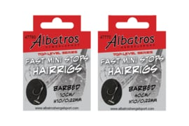 Fast mini stops hairrigs