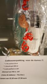 FM parfum pakket dames nr 147