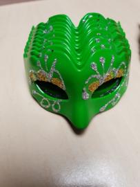 Mini masker groen