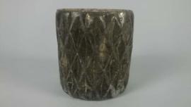 theelicht zilverfolie 10 cm
