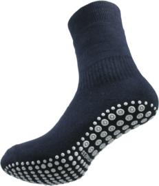 antislip sokken navy