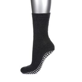 antislip sokken antraciet