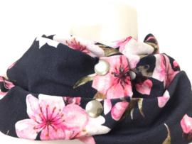 Sjaals voor vrouwen met slikproblemen