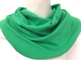 Fel groen sjaal
