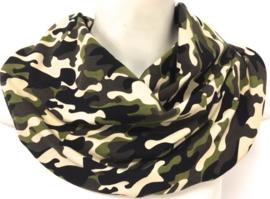 Nieuw camouflage sjaal