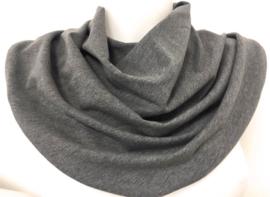 Antraciet sjaal voor vochtopname
